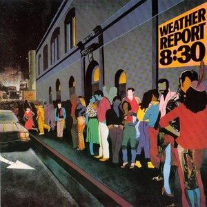 Weather Report альбом 8:30