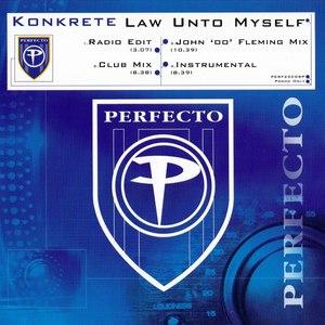 Konkrete альбом Law Unto Myself