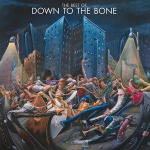 Down To The Bone альбом Celebrating 10 Years Of Groove