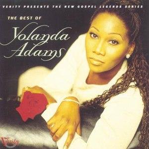 Yolanda Adams альбом The Best Of Yolanda Adams