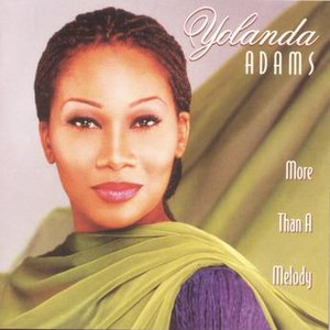 Yolanda Adams альбом More Than A Melody