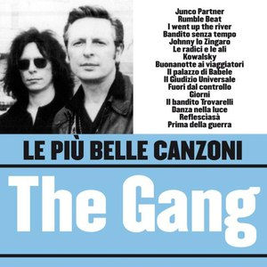 Gang альбом Le più belle canzoni dei The Gang