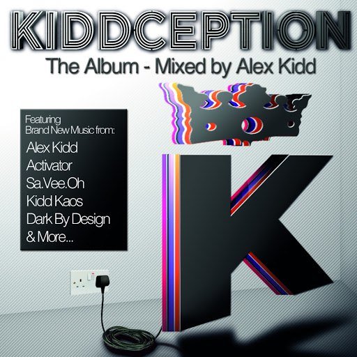 Alex Kidd альбом Kiddception - The Album
