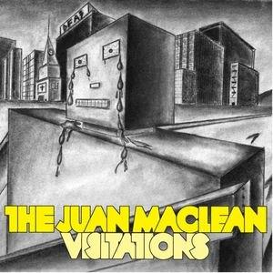 The Juan Maclean альбом Visitations