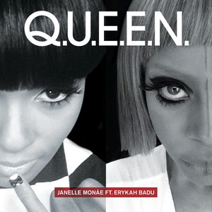 Janelle Monáe альбом Q.U.E.E.N. (feat. Erykah Badu)