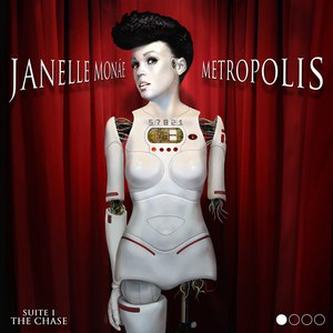"Janelle Monáe альбом Metropolis Suite I ""The Chase"""