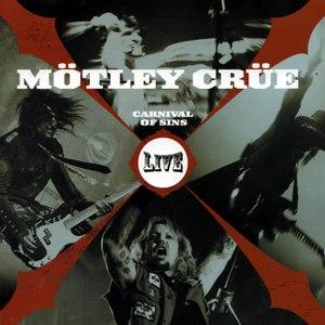 Mötley Crüe альбом Carnival of Sins/Live