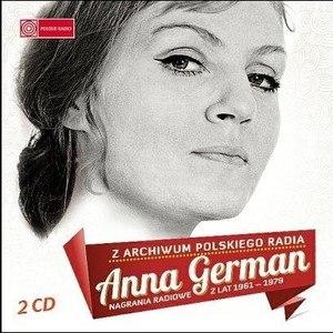 Anna German альбом Z archiwum Polskiego Radia: Nagrania radiowe z lat 1961-1979