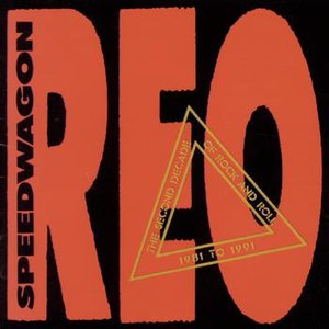 REO Speedwagon альбом The Second Decade of Rock and Roll 1981 to 1991
