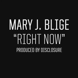 Mary J. Blige альбом Right Now