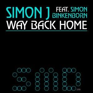 Simon J альбом Way Back Home (feat. Simon Binkenborn)