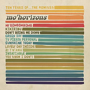 Mo' Horizons альбом 10 years of... The Remixes