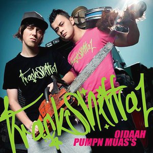 Trackshittaz альбом Oidaah Pumpn Muas's