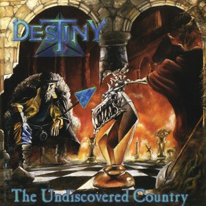 Destiny альбом The Undiscovered Country