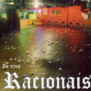 Racionais Mc's альбом Ao Vivo