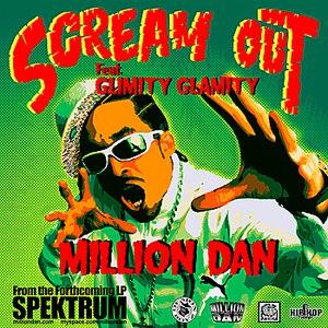 Million Dan альбом Scream Out