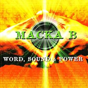Macka B альбом Word, Sound & Power