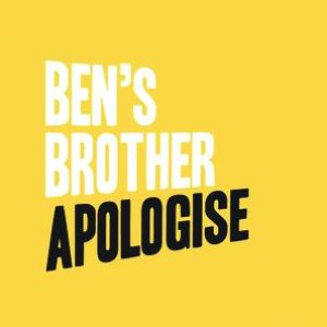 Ben's Brother альбом Apologise