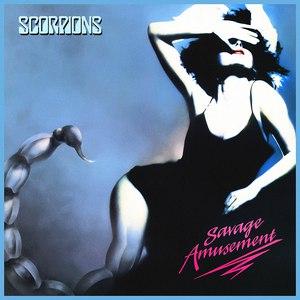 Scorpions альбом Savage Amusement