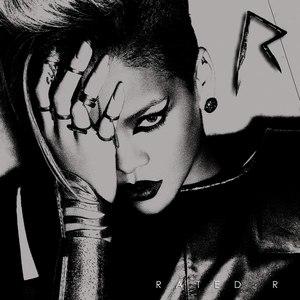 Rihanna альбом Rated R