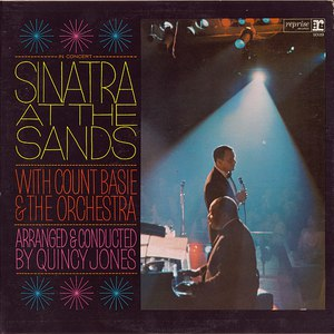 Frank Sinatra альбом Sinatra at the Sands