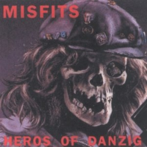 Misfits альбом Heroes of Danzig