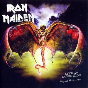 Iron Maiden альбом Live At Donington
