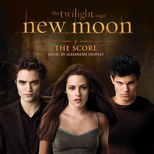 Alexandre Desplat альбом The Twilight Saga: New Moon (The Score)