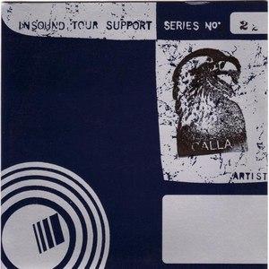 Calla альбом Insound Tour Support Series, Volume 22