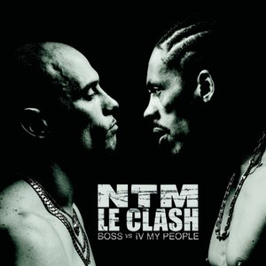 Suprême NTM альбом NTM - Le Clash