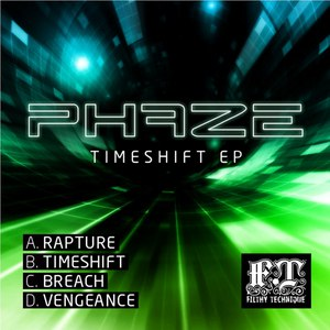 Phaze альбом Timeshift EP