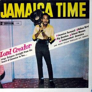 Lord Creator альбом Jamaica Time