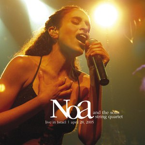 NOA альбом Live In Israel