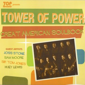 Tower of Power альбом Great American Soulbook