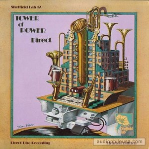 Tower of Power альбом Direct