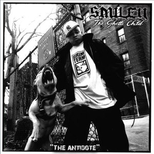 Smiley The Ghetto Child альбом The Antidote