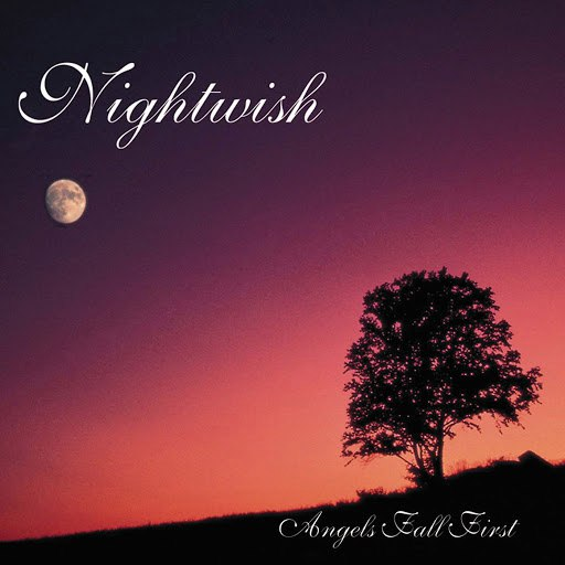 Nightwish альбом Angels Fall First (UK Edition)
