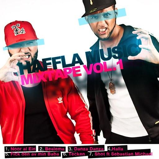 Medina альбом Haffla Music Mixtape Vol. 1