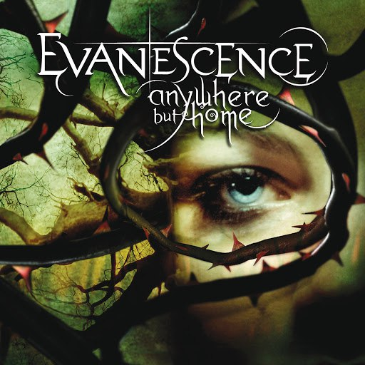Evanescence альбом Anywhere But Home (Live)