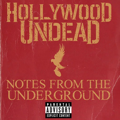 Hollywood Undead альбом Notes From The Underground