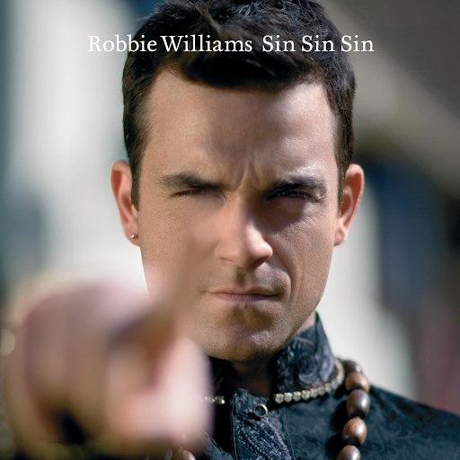 Robbie Williams альбом Sin Sin Sin