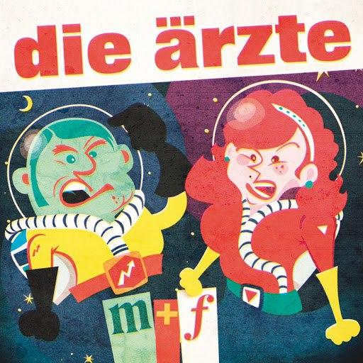 Die Ärzte альбом M&F