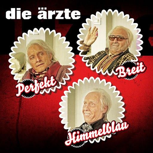 Die Ärzte альбом HimmelblauPerfektBreit