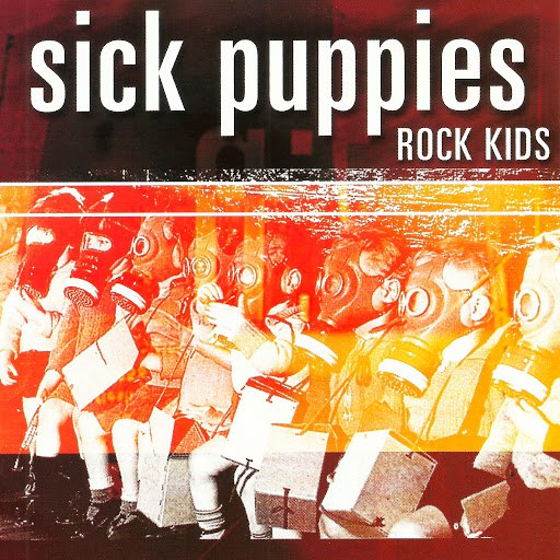 Альбом Sick Puppies Rock Kids