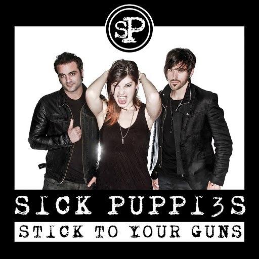 Альбом Sick Puppies Stick To Your Guns