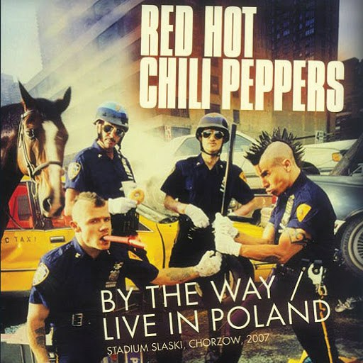 Red Hot Chili Peppers альбом By the Way (Live in Poland)