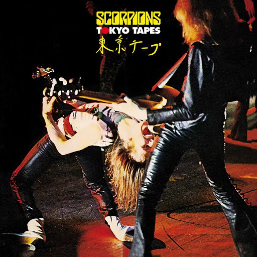 Scorpions альбом Tokyo Tapes (50th Anniversary Deluxe Edition)