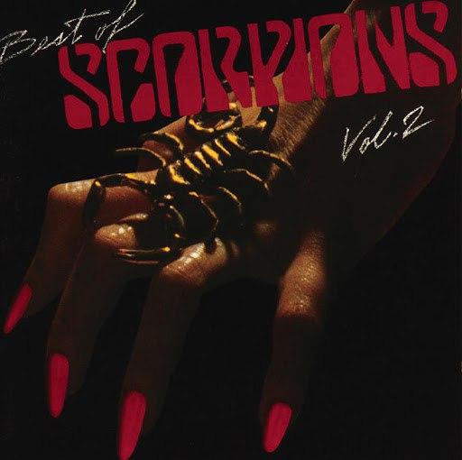 Scorpions альбом Best Of Scorpions Vol. 2