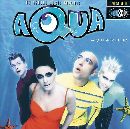 AQUA альбом Aquarium