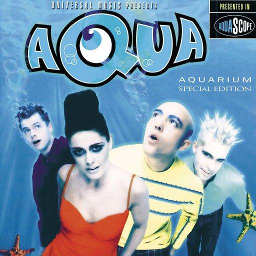 AQUA альбом Aquarium (Christmas Package)